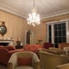 Main House interior