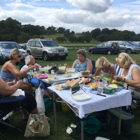 Summer Picnic at Runnymede 1