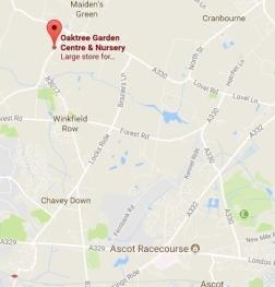 Bracknell Road, Brook Hill, Warfield, Bracknell RG42 6LH